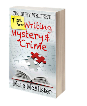 Tips on Writing Mystery and Crime