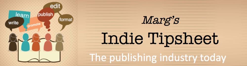 Marg's Indie Tipsheet